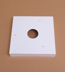 Medium Square Hoist Cover Plate